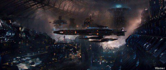 La bande-annonce de «Jupiter Ascending», par les créateurs de «The Matrix», est dévoilée
