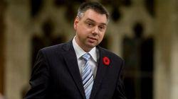 Course à la chefferie du Bloc québécois: Jean-François Fortin appuiera la candidature d'André