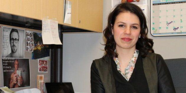 Université d'Ottawa: Anne-Marie Roy dénonce la culture du