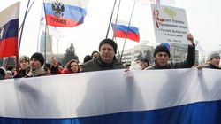 Ukraine: 143 000 personnes ont quitté le pays pour la