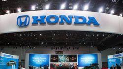 La création publicitaire d'Honda ne quitte pas le