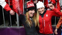 Sotchi 2014: Les championnes olympiques de bobsleigh ont connu des hauts et des