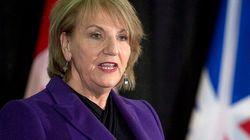 Kathy Dunderdale, l'ex-première ministre de Terre-Neuve-et-Labrador, quitte la vie