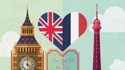 Londres ou Paris? Vu de l'étranger, quelle est la meilleure