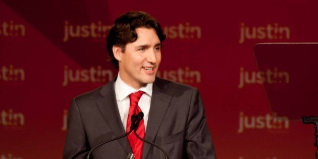 [UNVERIFIED CONTENT] Justin Trudeau speaks as Leader of the Federal Liberal Party of Canada, 2013
