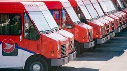 Postes Canada dévoile 100 000 adresses touchées par la fin de la livraison du