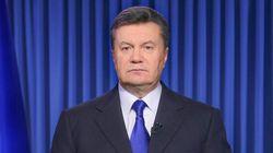 Ianoukovitch menace