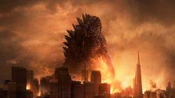 Vous n'allez pas vous lasser du cri de Godzilla