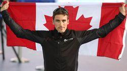 Sotchi 2014: Le patineur de vitesse Denny Morrison envisage de participer aux Jeux de