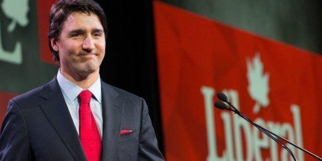 Justin Trudeau s'excuse pour sa blague sur la défaite en hockey de la Russie et