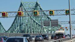 Pots-de-vin pour la réfection du pont Jacques-Cartier? Ottawa