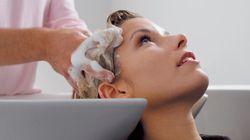Une autiste asperger chez le coiffeur - Marie Josée