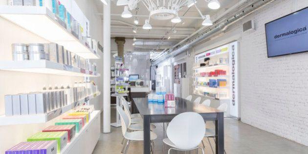 Une première boutique beauté Dermalogica à Montréal
