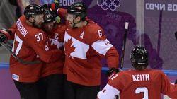 Sotchi 2014 : Le Canada bat la Suède et remporte la médaille