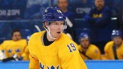 Le hockeyeur suédois Nicklas Backstrom a échoué un test