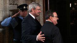 Harper pourrait reculer sur sa promesse du fractionnement des