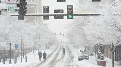 États-Unis: la tempête fait au moins 21