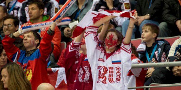 Sotchi 2014: les partisans de hockey canadiens seront servis dans les bars pour la