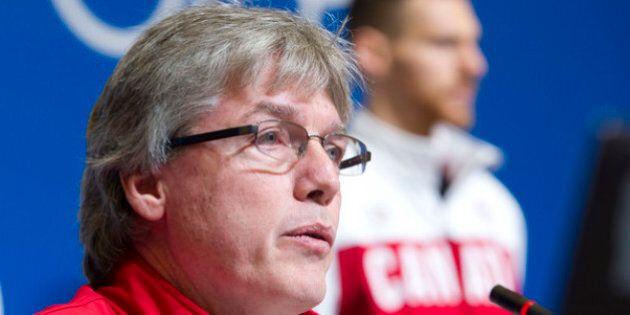 Sotchi 2014: l'équipe canadienne de patinage de vitesse courte piste rate son