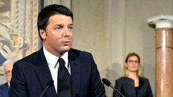 Matteo Renzi forme un nouveau gouvernement de coalition en