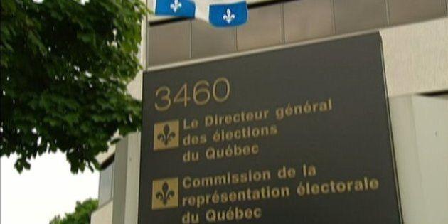 Un candidat de Québec solidaire aux prochaines élections est visé par le
