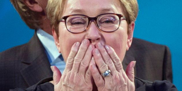 Élections 2014 - La twittosphère réagit à la démission de Pauline