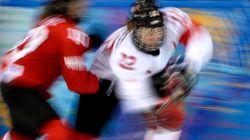 Sotchi 2014: L'expérience des Canadiennes contre la vitesse des