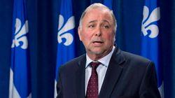 Budget provincial:le député libéral Pierre Paradis prévoit un «exercice