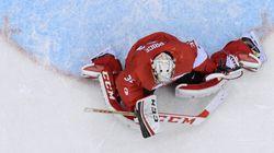 Hockey: Le Canada remporte le match 2-1 contre la