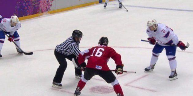 Sotchi 2014: Le Canada peut accéder directement aux quarts de finale avec une victoire sur la