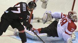 Sotchi 2014: Le Canada défait l'Autriche 6-0 avec un tour du chapeau de