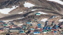 Et pourquoi pas une petite promenade dans un village du Groenland? - Jérôme