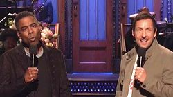 Triumphant Adam Sandler Gets Sweet Revenge With 'Fired' Song In 'SNL'