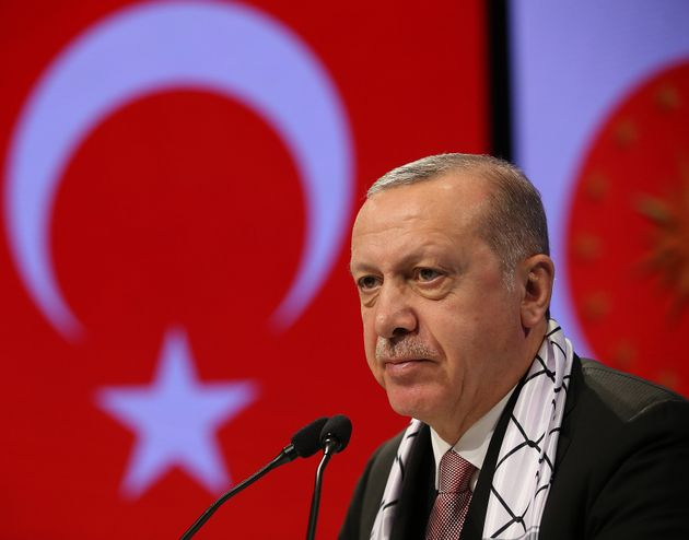 Ερντογάν: Το Anadolu θα συνεχίσει να ενημερώνει για τον δίκαιο αγώνα των