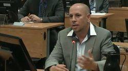 Ken Pereira de retour à la commission Charbonneau