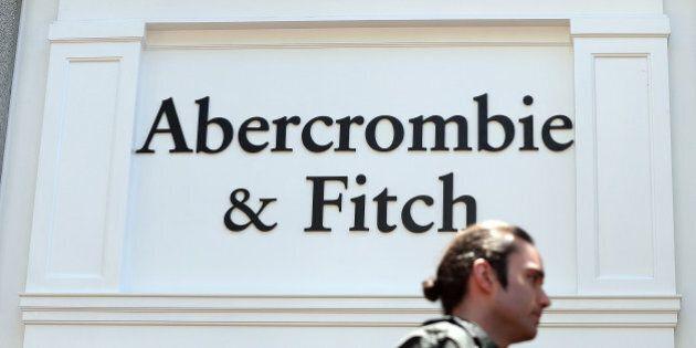 Abercrombie and Fitch condamné pour avoir congédié une employée portant le