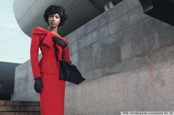 Naomi Campbell incarne Michelle Obama le temps d'une séance photo