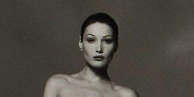 Des photos de Carla Bruni nue pour hacker des
