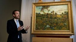 Une toile inconnue de Van Gogh dévoilée à