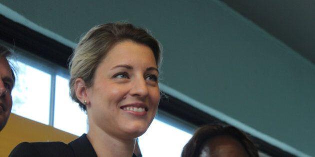 Mélanie Joly reçoit l'appui d'Alexandre