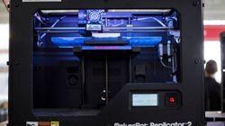 Les imprimante 3D inquiètent le