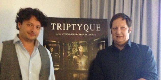 Première mondiale au TIFF pour le retour de Robert Lepage au cinéma avec
