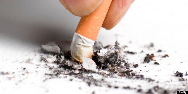 La cigarette électronique aussi efficace que le patch pour arrêter le