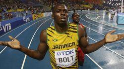 Dernier tour de piste de Bolt à