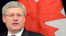 Le premier ministre Stephen Harper annonce quatre élections partielles le 25