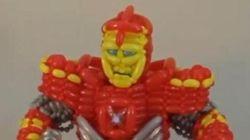 Il se fabrique un costume d'Iron Man avec des ballons