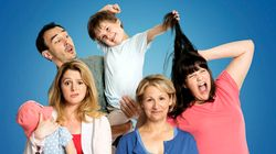 «La vie parfaite», à Ici Radio-Canada Télé : parents au bord de la crise de
