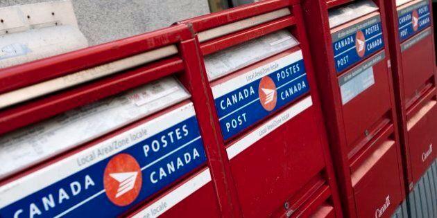 Postes Canada a perdu 104 millions $ au deuxième trimestre de