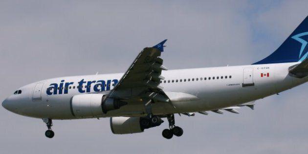 Menaces à bord d'un vol Air Transat: l'accusé subira une évaluation