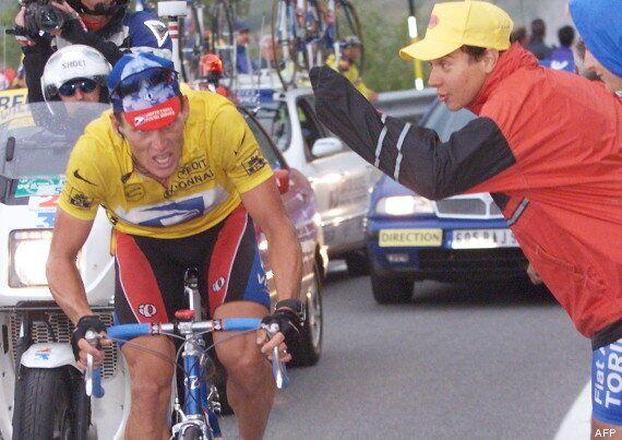 La première image du film sur Lance Armstrong dévoilée